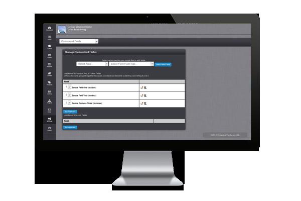Customization Screenshot